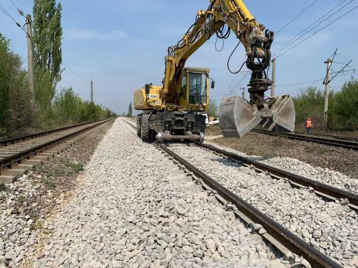 licitație CFR lucrările pe Brașov-Sighișoara planul de relansare economică dublarea căii ferate Mogoșoaia-Balotești