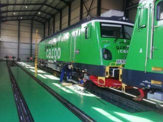 locomotive Transmontana pentru Suedia locomotive Softronic pentru Suedia
