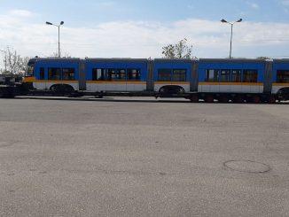 tramvai PESA pentru Sofia