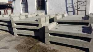 Elemente prefabricate pentru drumuri si poduri