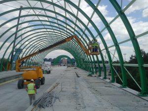 Raport de control la CFR linia ferată de Otopeni calea ferată de aeroport