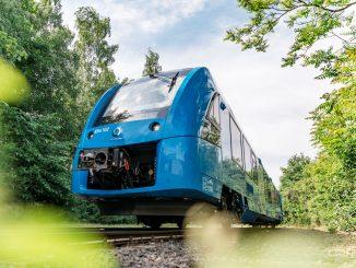 Primul tren cu hidrogen
