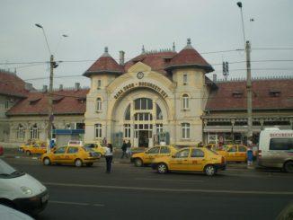 inaugurarea Gării Obor licitație pentru curățenie în trenuri deraiere la București Obor licitație Revizia de Vagoane București Obor blocuri lângă calea ferată