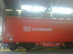 Vagon DB Schenker