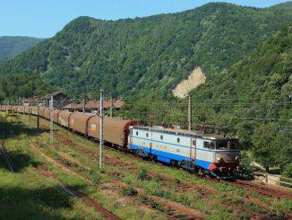 Traficul feroviar de mărfuri