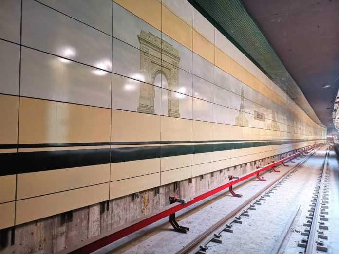 inundație la metrou trenuri Alstom pentru Magistrala 5 apă din tavan la metrou licitații la Metrorex metroul din Drumul Taberei criza de personal din domeniul feroviar teste la metroul din Drumul Taberei