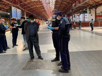 infracțiuni la calea ferată amenzi în trenuri amenzi de Sfânta Maria