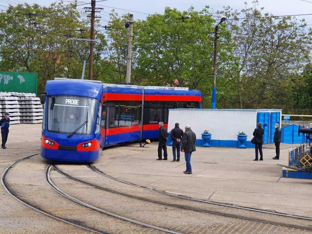 starea de alertă în transporturile feroviare tramvai Astra Vagoane Călători pentru Oradea