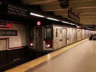 metroul din New York se închide
