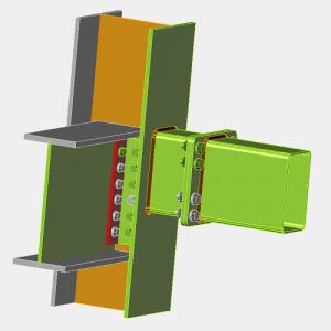 Proiectarea eficientă a îmbinărilor structurilor metalice!