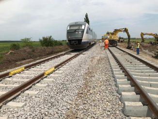 calea ferată în noul PNRR transbordare pe Mogoșoaia-Balotești