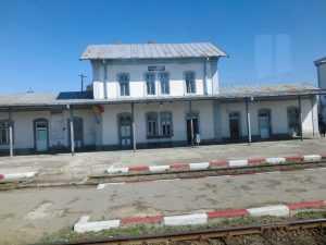 mecanicul trenului fără frâne tren fără frâne muncă la negru în Gara Golești