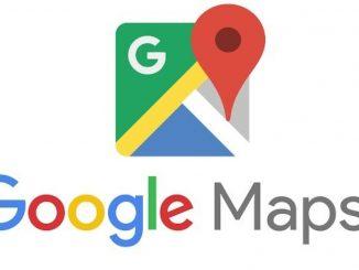 Google Maps pentru restricțiile de călătorie