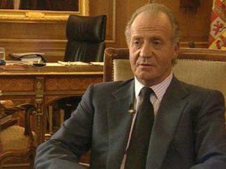 Juan Carlos părăsește Spania contract de cale ferată