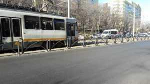 metrou ușor în Colentina licitație pentru echipamente de tramvaie autobuz defect pe linia de tramvai scandal în tramvaiul 21