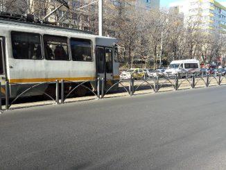 licitație pentru echipamente de tramvaie autobuz defect pe linia de tramvai scandal în tramvaiul 21