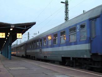 Trenul Ister revine în circulație
