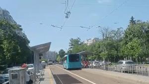 autobuzele pe linia de tramvai autobuzele pe linia de tramvai