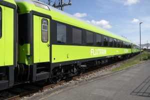 FlixTrain a revenit în Germania
