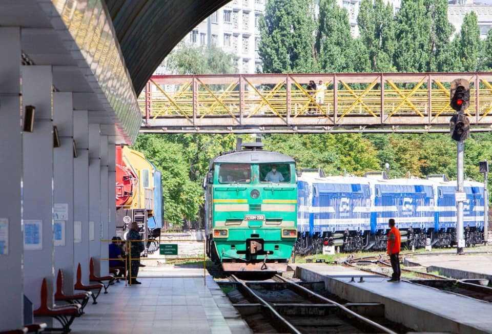 locomotive General Electric pentru CFM