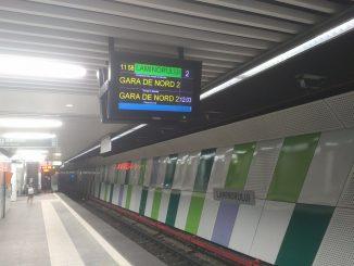 programul Metrorex de Crăciun facturi scadente la Metrorex tren defect pe Magistrala 4 licitație pentru produse anti-covid la Metrorex metroul din Paris