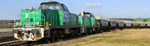 TUI pentru trenurile de marfă