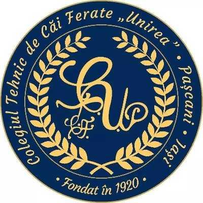 """Colegiul Tehnic de Căi Ferate """"Unirea"""" Pașcani – școală cu mare tradiție, ce oferă un curriculum liceal pentru profilul Tehnic, Servicii și Teoretic"""