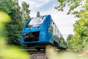 trenul cu hidrogen Timișoara-Reșița