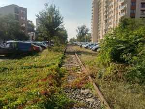 metroul ușor din vestul Capitalei metroul de suprafață în București