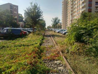 metroul de suprafață în București