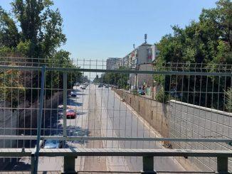 Podul Constanța a fost consolidat