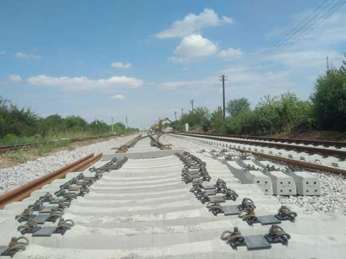 cale ferată nouă în județul Constanța licitația pentru linia Arad-Timișoara BVC rectificat pe 2020 al CFR noul PO Aeroport