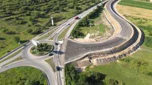 km de cale ferată modernizată lucrări la autostrada Sebeș-Turda Lucrările la autostrada Sebeș-Turda