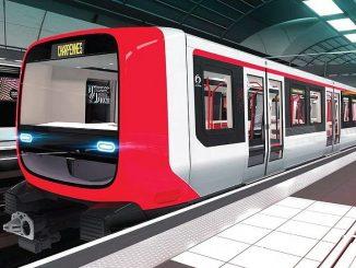 Alstom a câștigat licitația Metrorex