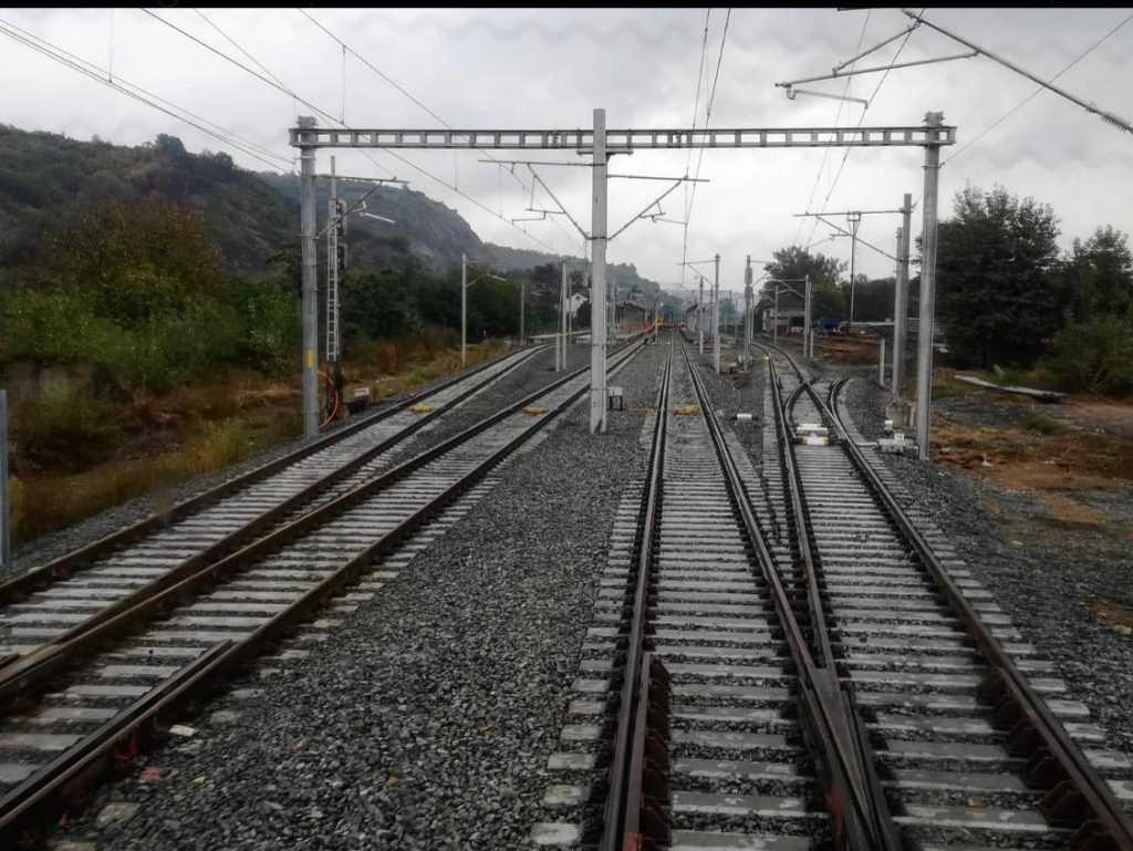 șantiere feroviare din Ardeal Retrospectiva feroviară 2020