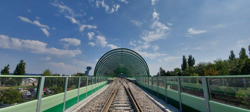 trenul de Otopeni
