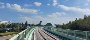 tablă de la Galați Procesul liniei de Otopeni calea ferată de aeroport