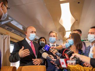 mersul trenurilor de aeroport coronavirus la CFR Călători