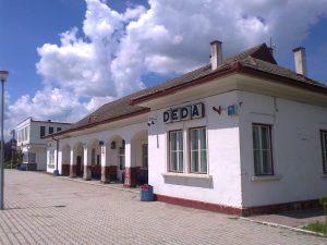 reparații pe linia Sărățel-Deda