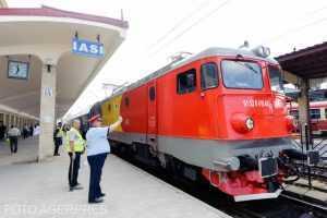 vagoane de dormit la Trenul Foamei traseul trenului metropolitan Iași Mersul Trenurilor 2020-2021 mecanic de locomotivă de la Iași cușetă spre Iași