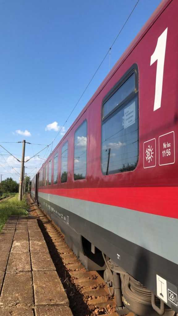 locomotivă defectă vagoane suplimentare de Sărbători trenul Cluj Napoca-București