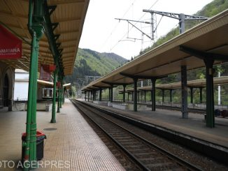 biletele de tren pe Valea Prahovei incendiu în Gara Sinaia