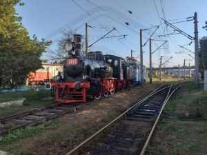 Locomotiva cu aburi 1493