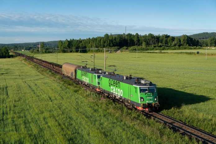 locomotive Softronic Transmontana în Suedia Softronic la export în Suedia