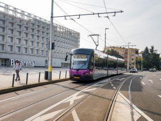 tramvaie Astra pentru București