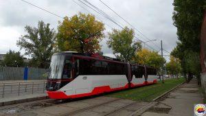 piese de cauciuc pentru tramvaie Tramvaiul V3A 4036