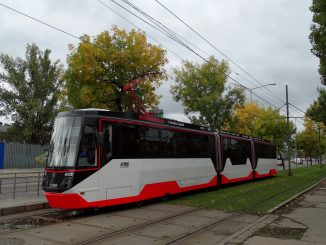 Tramvaiul V3A 4036