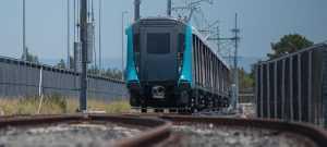 Trenurile de metrou de pe M5