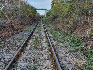 Căile Ferate Române Cătălin Drulă cu calea ferată
