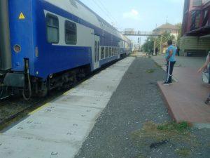 Interregio în Regio Expres Programul CFR Călători de Crăciun călătorii cu trenul modernizarea stației Fetești